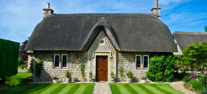 thatched home insurance